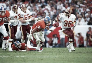 Super Bowl XXII: Broncos vuelve a morder el polvo