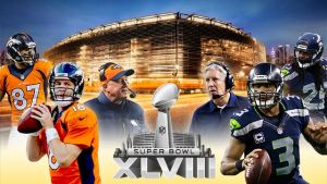 Broncos y Seahawks viajarán al Super Bowl del MetLife Stadium