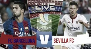 Un dominante Barcelona hunde al Sevilla