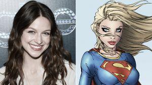 Melissa Benoist será Supergirl