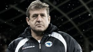 Bosnia-Herzegovina relieve Safet Susic of his managerial duties following humiliating run of form