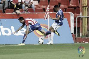 Sporting de Gijón - CD Tenerife: puntuaciones del Tenerife, jornada 42