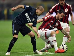 Inter y Milan, rivales del Real Madrid en China