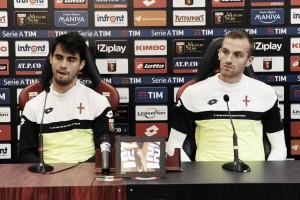 """Suso: """"Sono qui per crescere, il gruppo è unito"""". Rigoni: """"Voglio dare tanto al Genoa"""""""