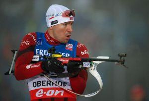 Biathlon: nella sprint di Oberhof il ritorno di Svendsen e Domracheva