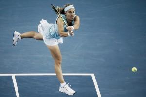 Kuznetsova mantiene sus opciones para las WTA Finals