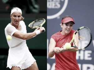 WTA Rogers Cup second round preview: Svetlana Kuznetsova vs Catherine Bellis