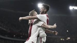 Ajax despacha Standard de Liège e garante vaga nos playoffs da Uefa Champions League