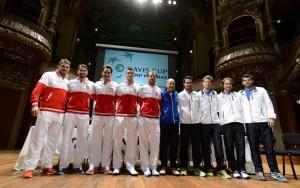 Coppa Davis 2016: a Pesaro si gioca Italia-Svizzera