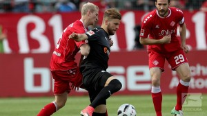 Würzburger Kickers 0-1 SV Sandhausen: Vollmann secures SVS' status, leaves Würzburg in deep trouble