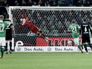 Werder Bremen 4-0 SC Paderborn: Skripnik's side run riot against below-par Paderborn
