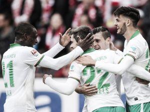 1. FSV Mainz 05 1-3 Werder Bremen: Ujah and Bartels end Werder's rotten run