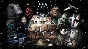 Stars Wars en papel