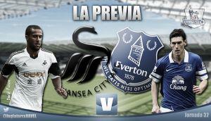 Swansea City - Everton: entrar en la historia o asegurar la salvación