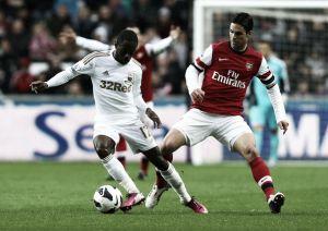 Swansea City - Arsenal: una plaza de Champions en juego