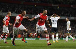 Arsenal 1-1 Tottenham Hotspur: Spoils shared in North London Derby