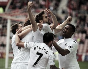 Saturday Premier League: Swansea, che colpo! Vincono anche Southampton e Bournemouth