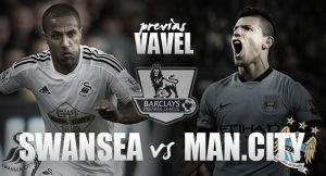 Swansea City - Manchester City: el compromiso de ganar