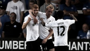 Oli McBurnie delighted with cup double