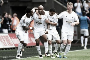 Swansea City 1-1 Manchester City Player Ratings: Swans show character without stars