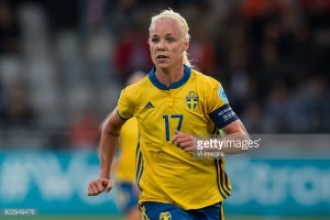 Euro 2017: Caroline Seger and Elin Rubensson frustrated after defeat