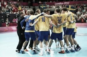 Suecia se impone en el drama