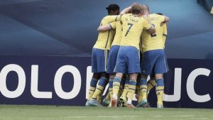 Italy U21 1-2 Sweden U21: Swedes upset the odds yet again after coming from behind to defeat the Italians