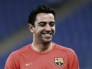 Xavi reste au Barça pour une saison en plus