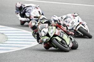 Resultado Primera carrera de Superbikes del GP de Francia 2014