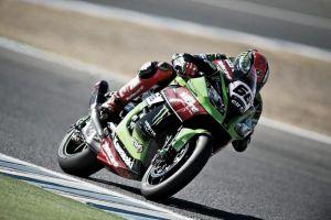 En Jerez, todo es felicidad para Kawasaki