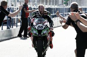Sykes se proclama campeón de Superbikes
