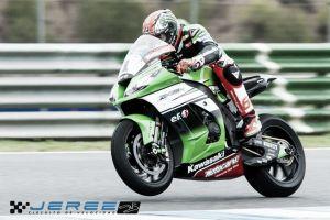 Poca actividad en la primera jornada de test en el Circuito de Jerez