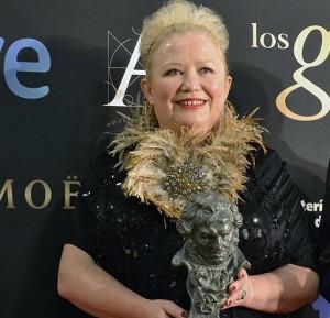 Sylvie Imbert recibirá el Premio Ricardo Franco en el 20 Festival de Málaga