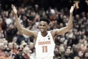 NCAA Basketball: Syracuse edges Maryland 72-70 in Big Ten-ACC Challenge