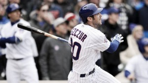 Matt Szczur's grand slam lifts the Chicago Cubs to a 6-1 victory over the Atlanta Braves