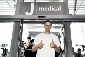 Szczesny vuelve a Italia y desahoga la portería 'Gunner'