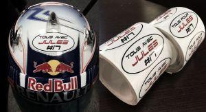 En route pour le premier GP de Russie, avec une grosse pensée pour Jules Bianchi