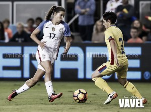Tobin Heath undergoes minor ankle surgery
