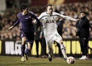 El Tottenham deja muy viva a la Fiorentina