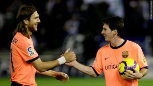 """Chygrynskiy: """"Messi no necesita sentirse un líder"""""""