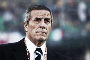 """Uruguay, Tabarez ammette: """"Giocando così contro il Cile sarà durissima"""""""