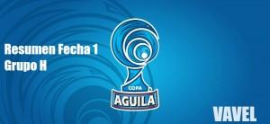 Copa Águila 2016: Grupo H - Fecha 1