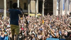 El mejor pop nacional se recorre las playas de la mano de Los Cuarenta