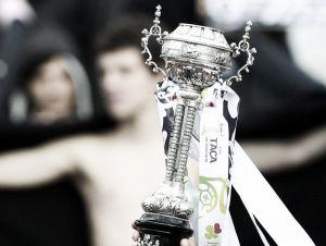 Benfica - Sporting Braga en los octavos de la Taça de Portugal