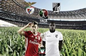 Resultado Benfica 2-1 Vitória Guimarães na Taça Portugal 2017