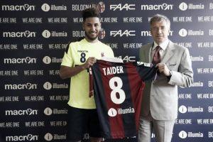 Bologna, il ritorno di Taider con la 8 sulle spalle