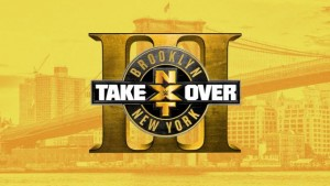 Cartelera NXT TakeOver: Brooklyn III