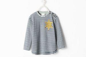 Zara retira una camiseta similar al uniforme judío del Holocausto