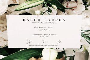 La colección Resort de Ralph Lauren