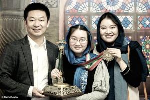 Campeonato del mundo femenino 2017: Tan Zhongyi nueva campeona mundial